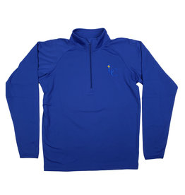 In House Embroidery LEHMAN CATHOLIC MENS WICKING PULLOVER