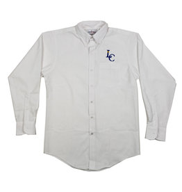 Elder Manufacturing Co. Inc. LEHMAN CATHOLIC MENS LONG SLEEVE OXFORD