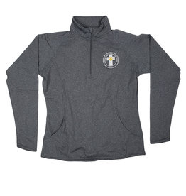 Elder Manufacturing Co. Inc. TRINITY WOMENS 1/4 ZIP DRY FIT PULLOVER