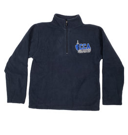 Elder Manufacturing Co. Inc. CROSSROADS CHRISTIAN 1/4 ZIP PULLOVER FLEECE