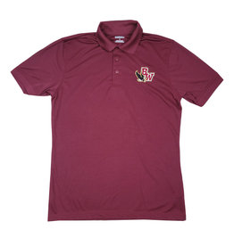 Elder Manufacturing Co. Inc. BISHOP WATTERSON DRY FIT POLO  SHIRT