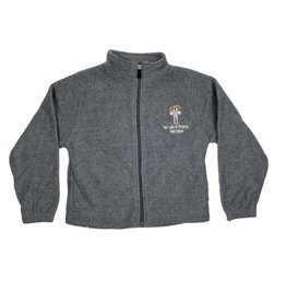 Elder Manufacturing Co. Inc. OUR LADY OF PERPETUAL HELP FULL-ZIP FLEECE