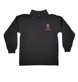 Elder Manufacturing Co. Inc. EMMANUEL CHRISTIAN  LS KNIT SHIRT