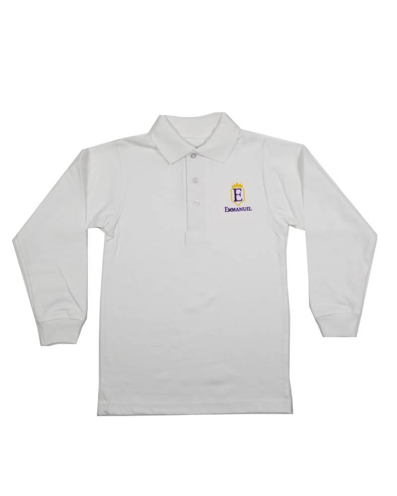 Elder Manufacturing Co. Inc. EMMANUEL CHRISTIAN  LS KNIT SHIRT