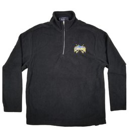 Charles River Apparel LEHMAN CATHOLIC MENS BLACK FLEECE