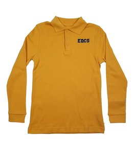 Classroom Uniforms EAST DAYTON CHRISTIAN LS KNIT SHIRT