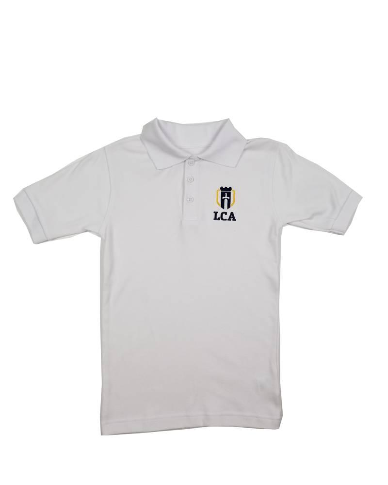 Classroom Uniforms LEGACY CHRISTIAN SS POLO SHIRT
