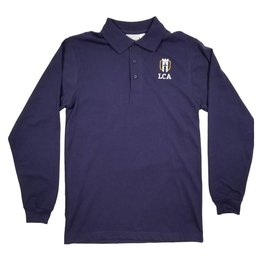 Classroom Uniforms LEGACY CHRISTIAN LS POLO SHIRT