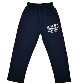 School Apparel, Inc. ST. EDWARD OPEN BOTTOM SWEATPANT