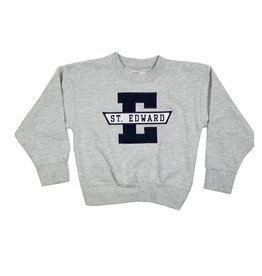 School Apparel, Inc. ST. EDWARD  SOLID SWEATSHIRT