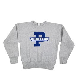 School Apparel, Inc. ST. PAUL SOLID SWEATSHIRT