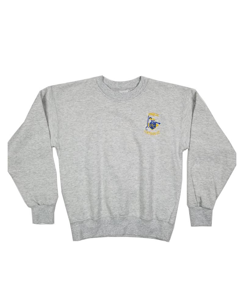 School Apparel, Inc. PIQUA CATHOLIC SWEATSHIRT