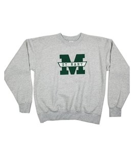 School Apparel, Inc. ST. MARY DELAWARE- SOLID SWEATSHIRT