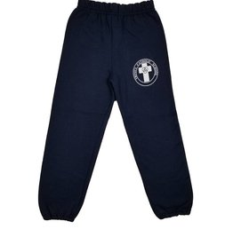 POWELL PRINT TRINITY ELASTIC BOTTOM SWEATPANT