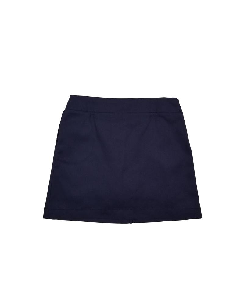 Elder Manufacturing Co. Inc. A-LINE SKORT NAVY