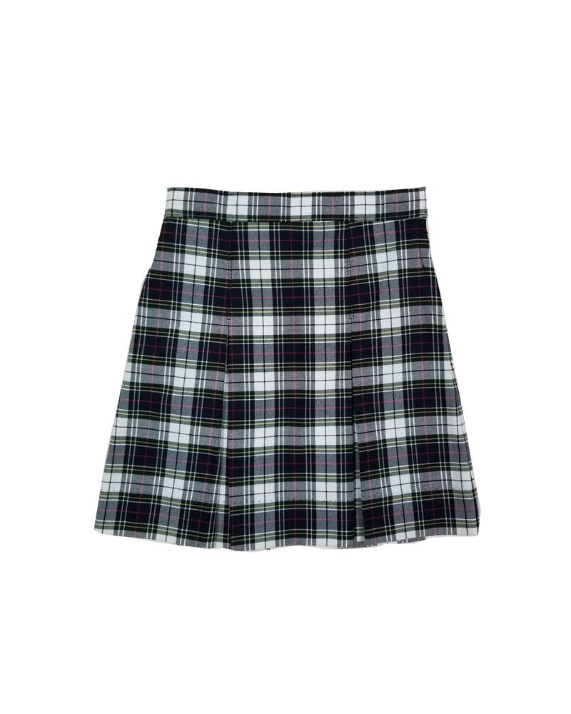 Skirt Style 134 Plaid 8B