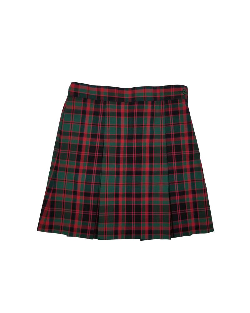 Skirt Style 134 Plaid 58