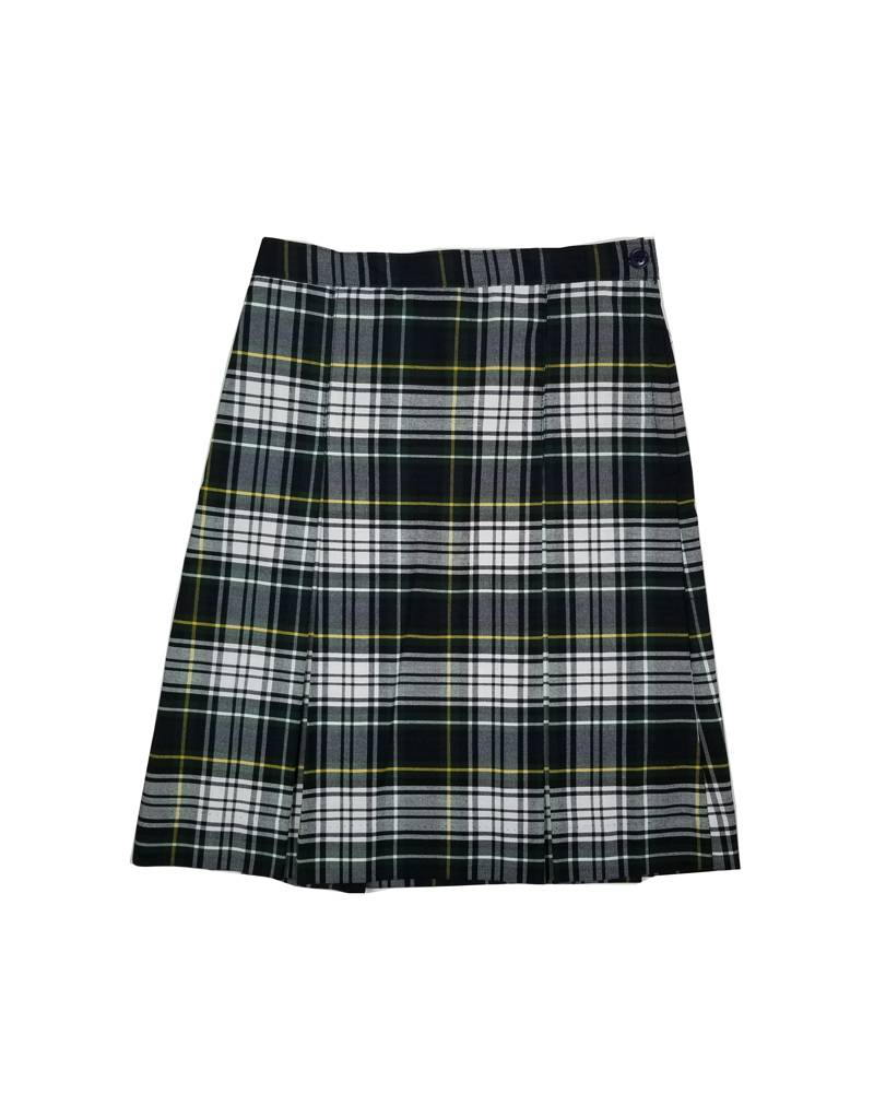 Skirt Style 134 Plaid 45