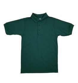Elder Manufacturing Co. Inc. SHORT SLEEVE JERSEY KNIT SHIRT GREEN