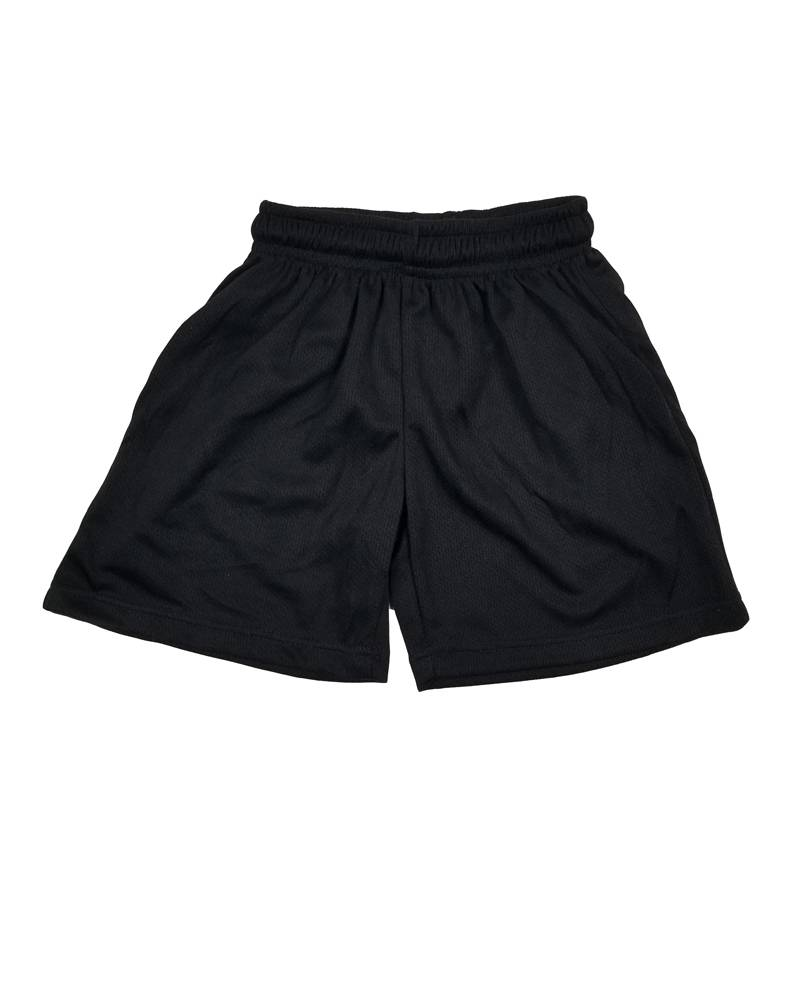 Ramco MICROMESH GYM SHORTS BLACK