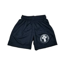 POWELL PRINT TRINITY GYM SHORTS