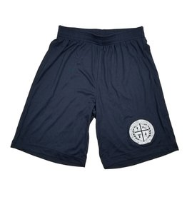 SanMar ST MARGARET OF YORK GYM SHORTS