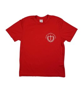 SanMar ST. AGATHA DRY FIT GYM T-SHIRT