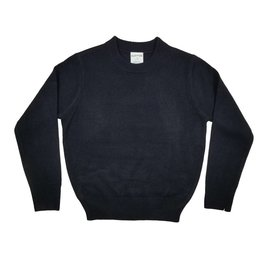 School Apparel, Inc. CREW NECK PULLOVER SWEATER NAVY