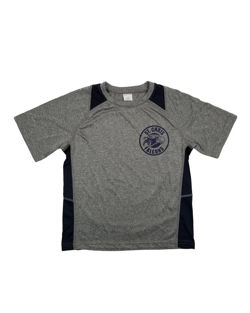 SanMar ST. CHRISTOPHER DRY FIT GYM T-SHIRT