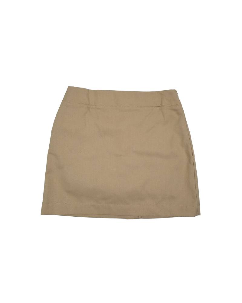 Elder Manufacturing Co. Inc. A-LINE SKORT KHAKI
