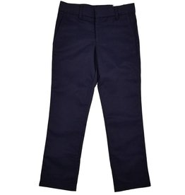 Elder Manufacturing Co. Inc. GIRLS/LADIES FLAT FRONT PANTS NAVY