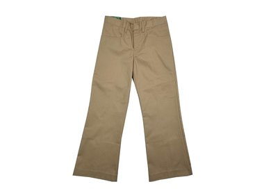 CLASSROOM GIRLS FLAT FRONT PANTS