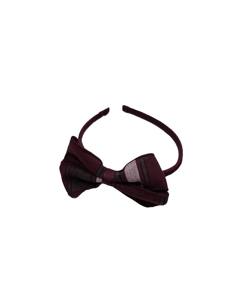 A Finishing Touch HAIR ACCESSORIES PLAID 54