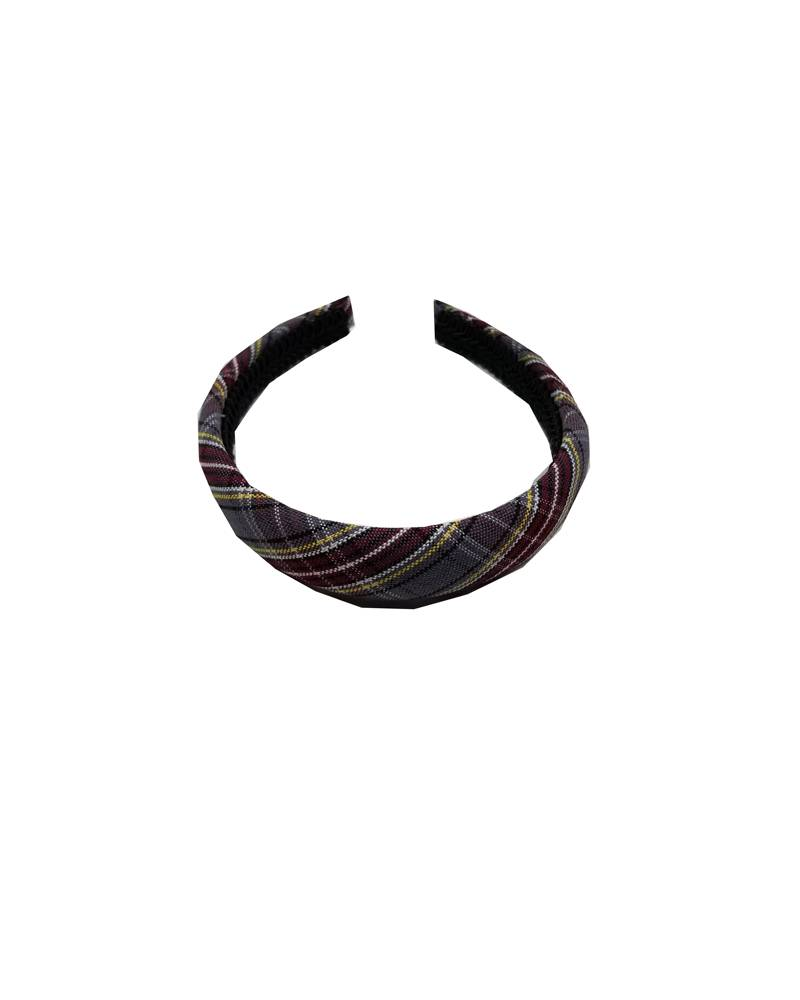 A Finishing Touch HAIR ACCESSORIES PLAID 43