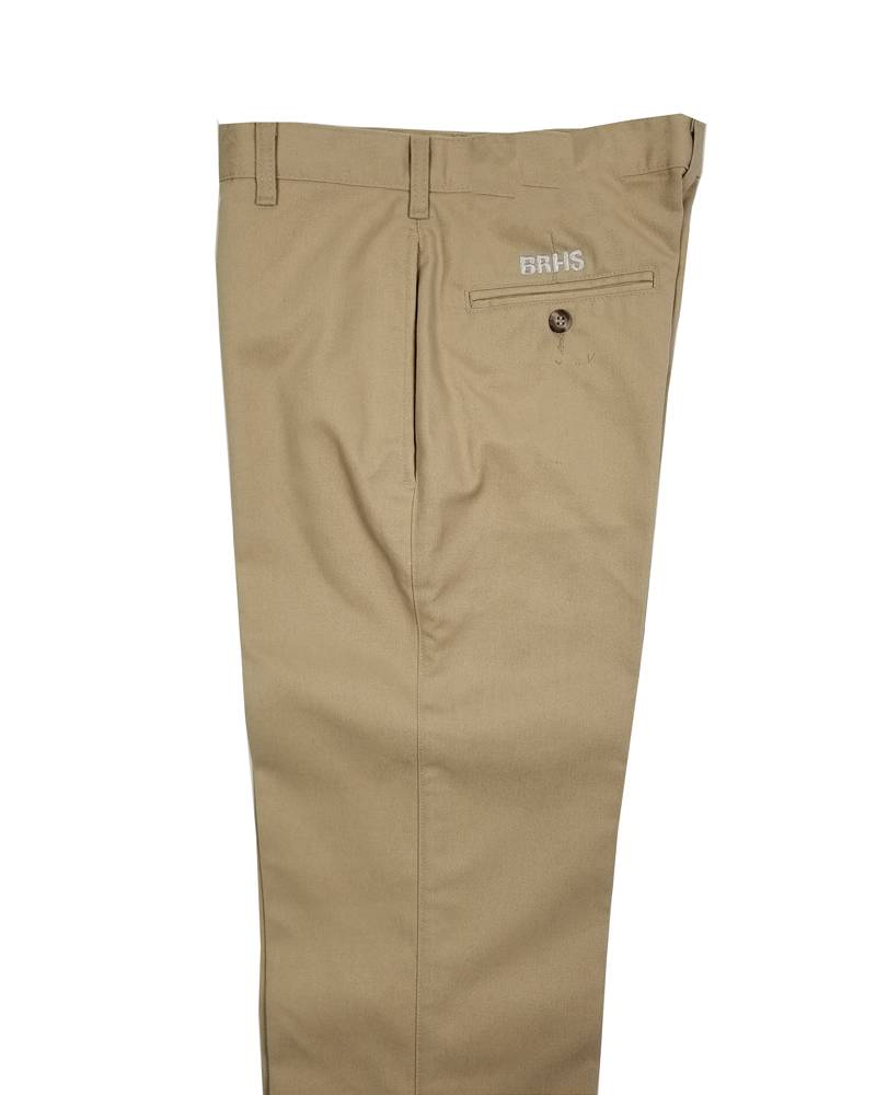Elder Manufacturing Co. Inc. BISHOP READY BOY/MENS FLAT FRONT PANT