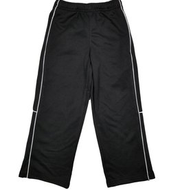 Charles River Apparel OLYMPIAN GYM SWEATPANT BLACK