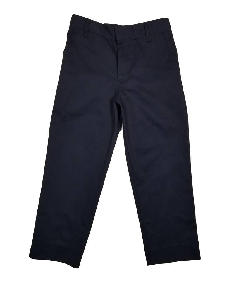 Classroom Uniforms CLASSROOM BOYS FLAT FRONT PANT NAVY C