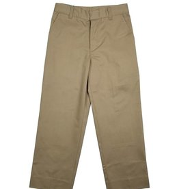 Classroom Uniforms CLASSROOM BOYS FLAT FRONT PANT KHAKI C
