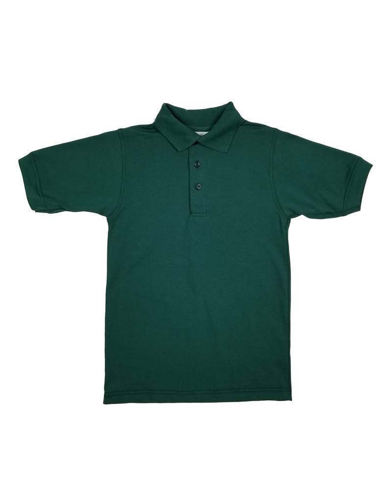 Elder Manufacturing Co. Inc. SHORT SLEEVE JERSEY KNIT SHIRT GREEN B