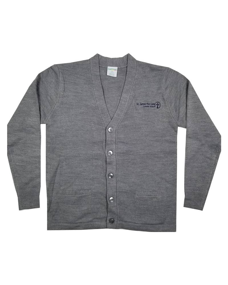 Elder Manufacturing Co. Inc. ST.JAMES V-NECK CARDIGAN