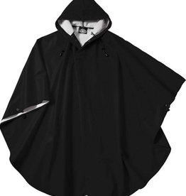 Charles River Apparel RAIN PONCHO WITH LOGO
