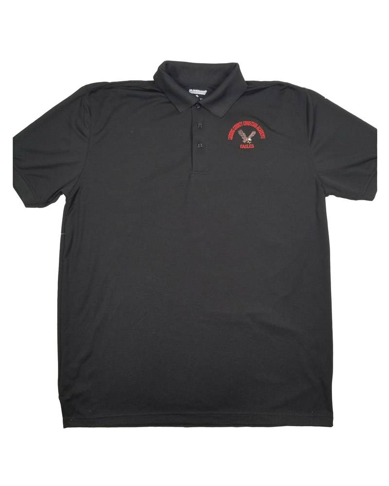 Elder Manufacturing Co. Inc. LCCA SHORT SLEEVE  WICKING POLO