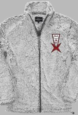 Grey Sherpa Jacket