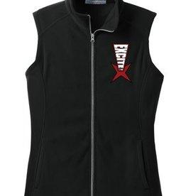 Black Ladies Vest