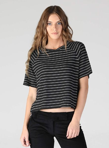 Angie Knit Ribbed Top (X2P61)