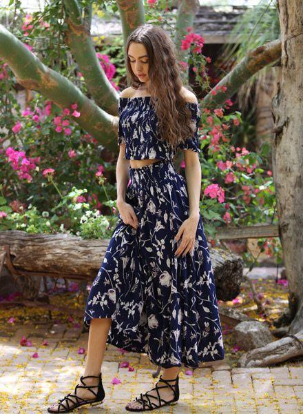 Angie Maxi Skirt (26M64)