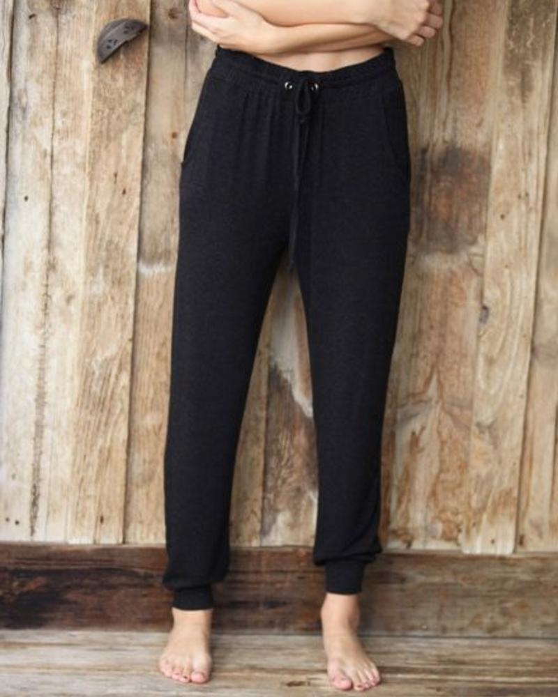 Angie Light Weight Knit Joggers w/ Drawstring Waist (XP592/ASIS)