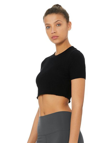 ALO Shelter Short Sleeve Top (W1310R)