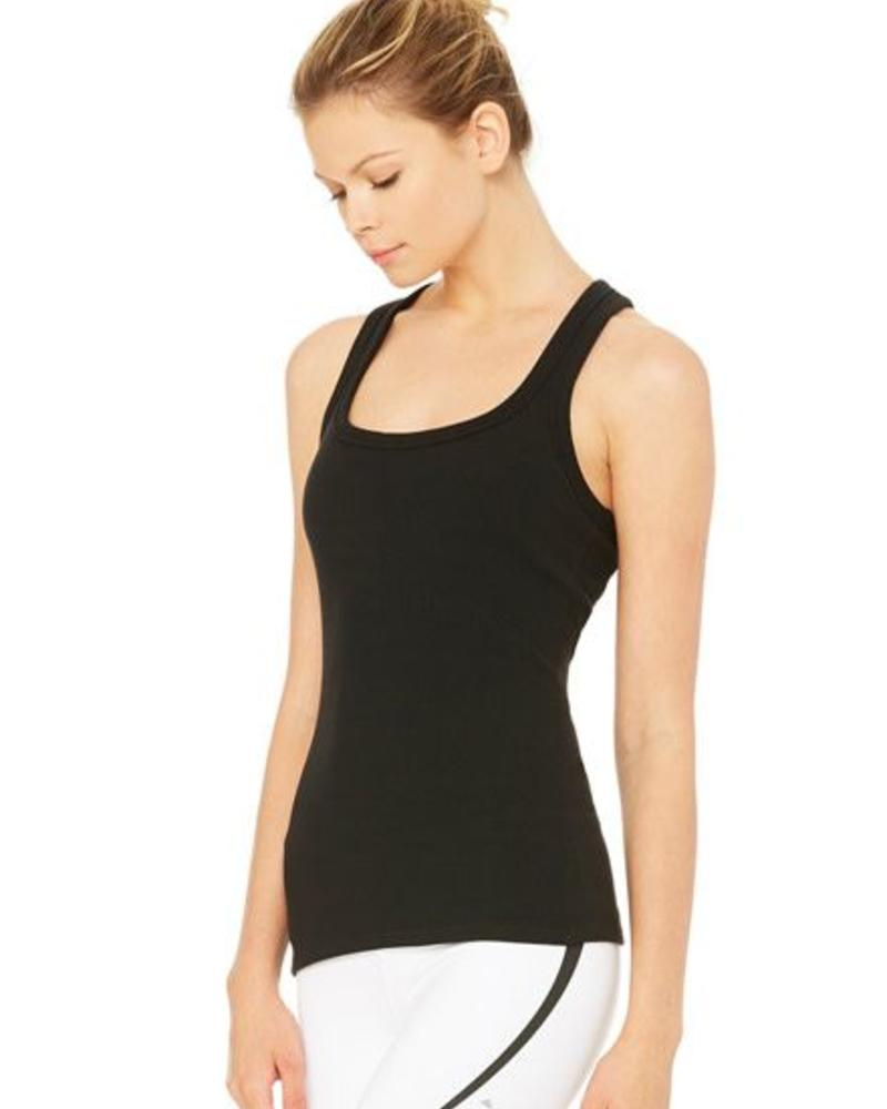 ALO Ribbed Support Tank (W9032R)