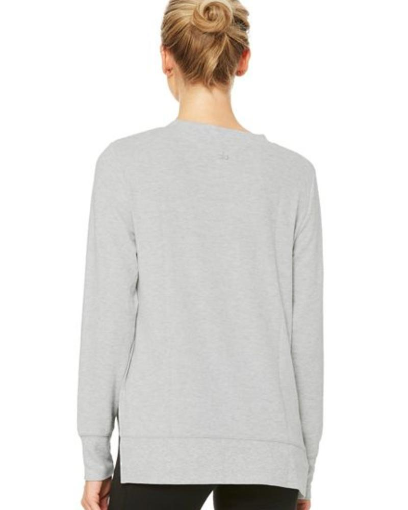 Alo Glimpse Long Sleeve Top (W3245R)